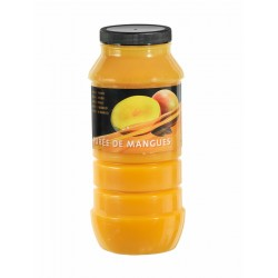Purée de Fruits Mangue Bocal x 1 L