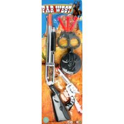 29671 Fusil Flèches / Pistolet Cowboy