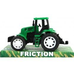 49495 Tracteur Vert Friction