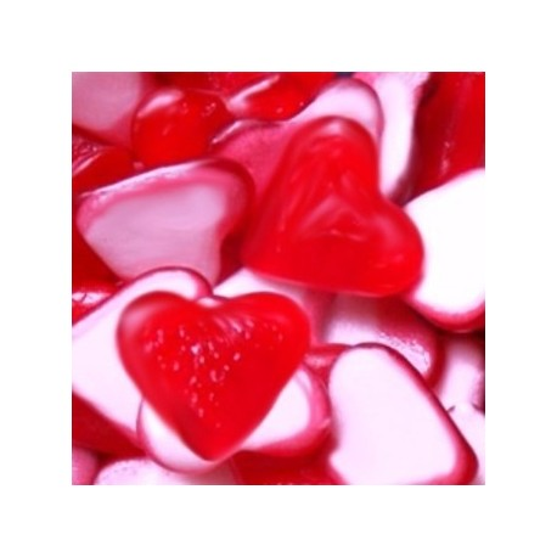Coeur Bi-Texture à la Cerise x 3 kg Astra
