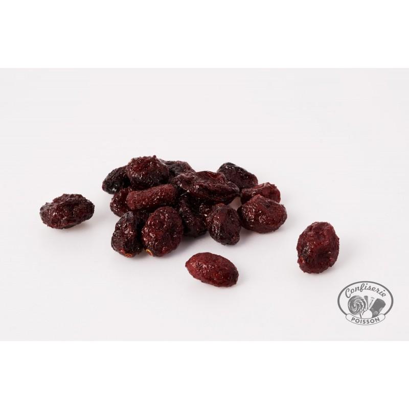 Meule de Nougat Cranberries
