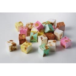 Cube Tendre n°5 Assorti HU La Nougatine
