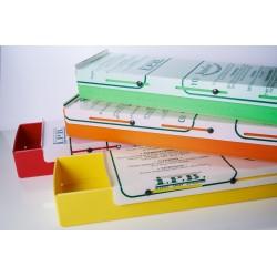Boîte Polypropylène pour Réglisses