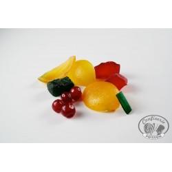 Meule de Nougat Fruits Confits