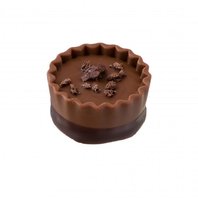 Chocolat Cumaru Ganache Fève de Tonka