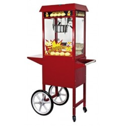 Machine Pop Corn Chariot
