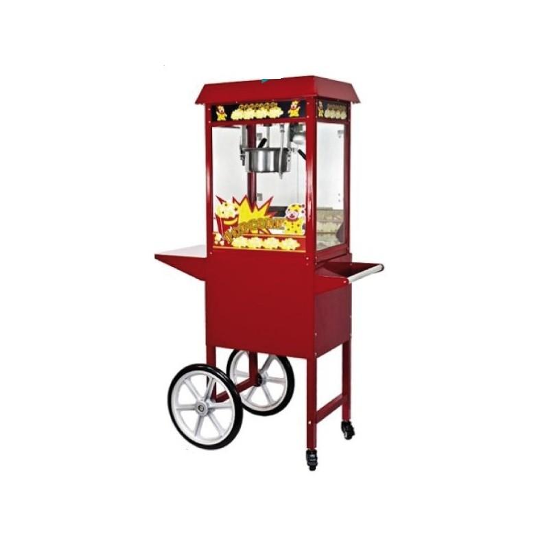 Machine Pop Corn Chariot