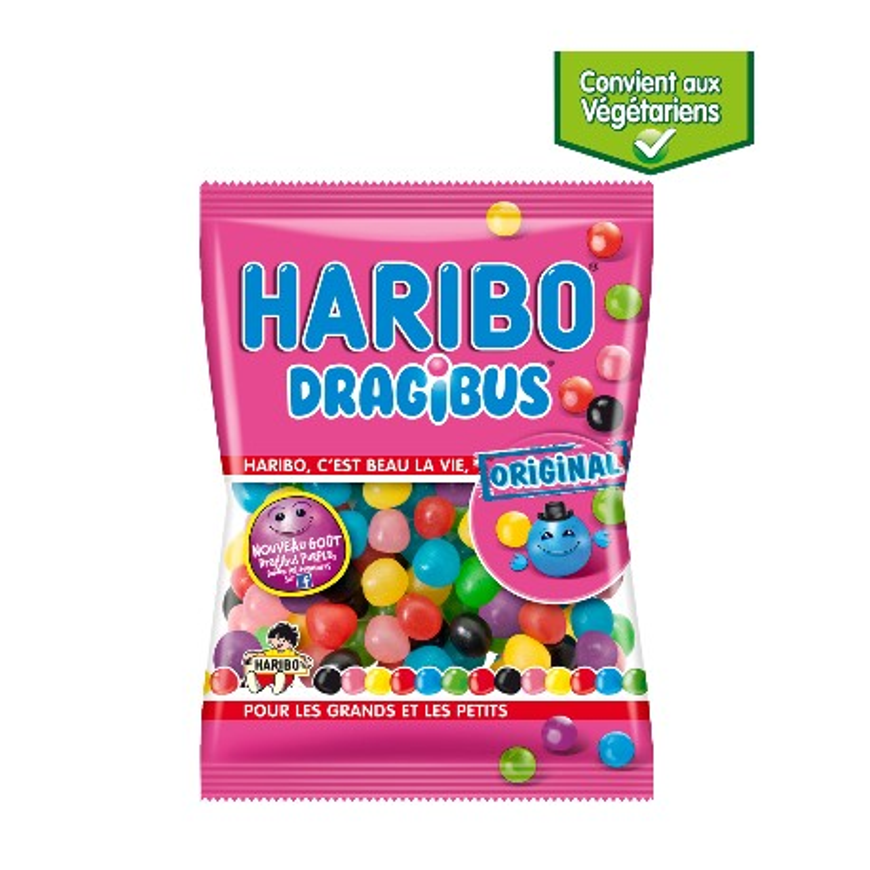 Dragibus Sachet 10 Gr Haribo