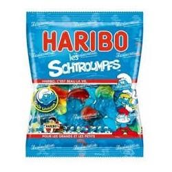 Schtroumpfs Pik 120 gr Haribo