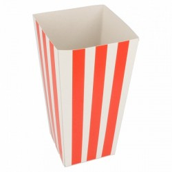 Pot en Carton Pop-Corn 1 Litre x 100