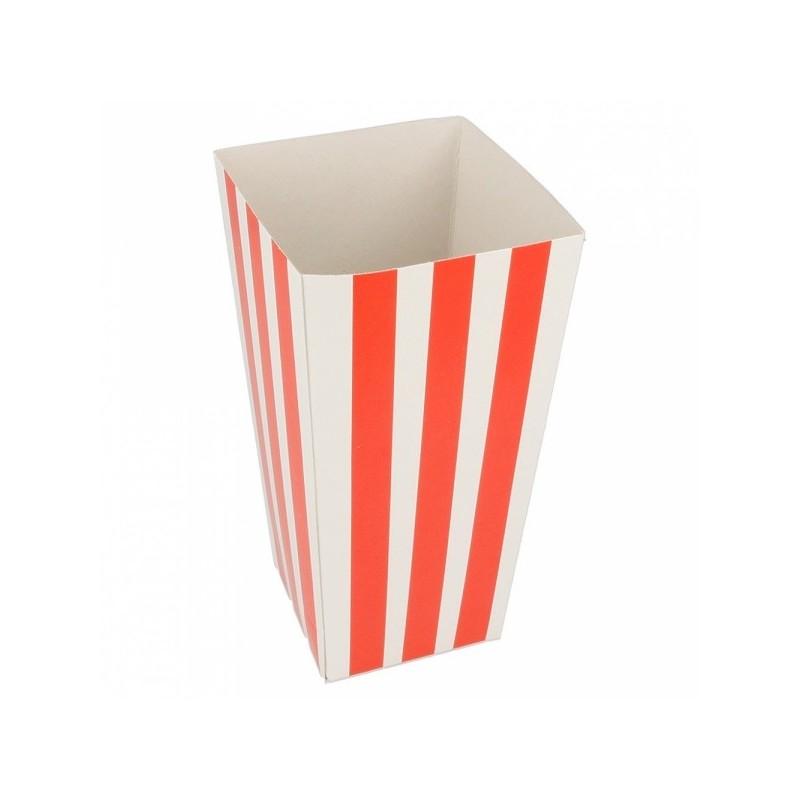 Pot en Carton Pop-Corn 1 Litre x 100