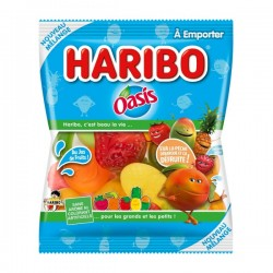 Oasis Haribo sachet de 120gr