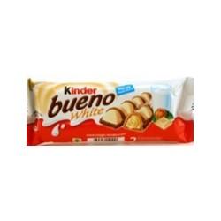 Kinder Bueno Chocolat Blanc
