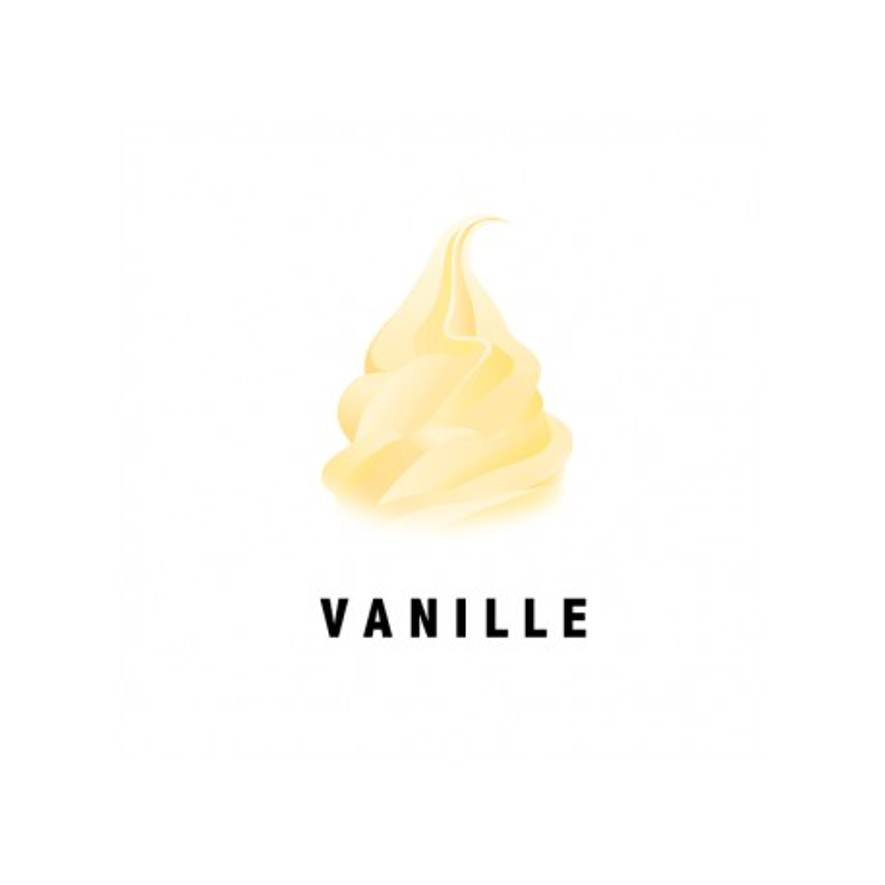 Glace à l'Italienne Vanille