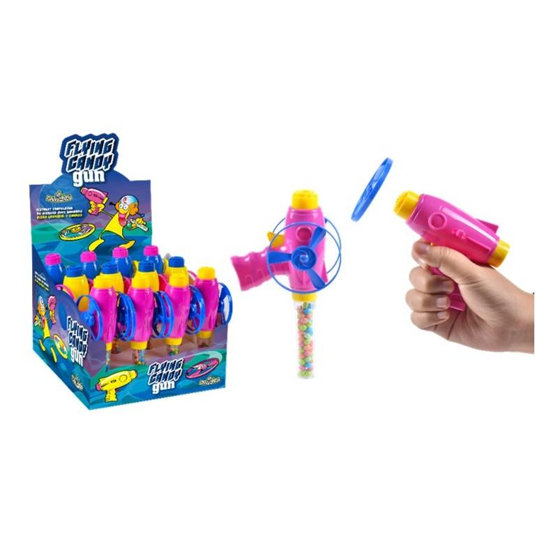 Flying Candy Gun