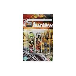 12062 Finger Skate Board x 2P+Vis 21.5 x 14