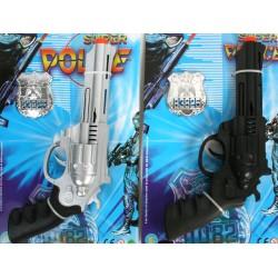 30790 Pistolet Bruit 25 CM Etincelle +Acces