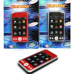31025 Telephone Tactile 12x6 Cm