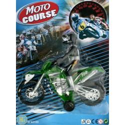 44100 V.Moto 18 CM +Pillote Cross