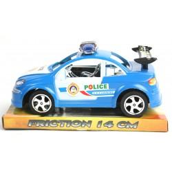 45916 Voiture Police 14 Cm