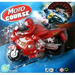 48269 V.Moto 16 CM + Pilote