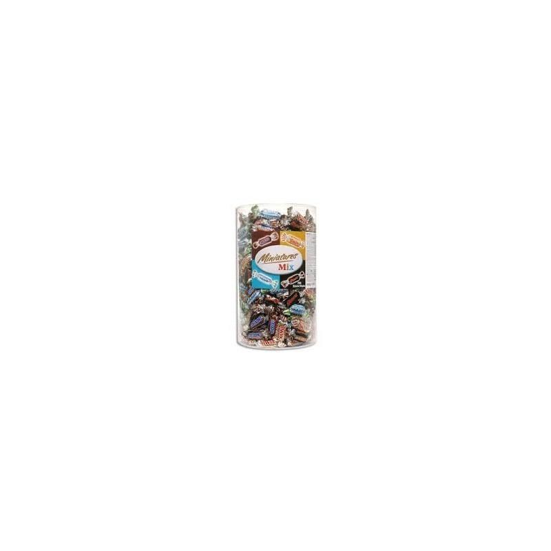 Mini Assortiment Mars/Twix/Bounty x 3 kg