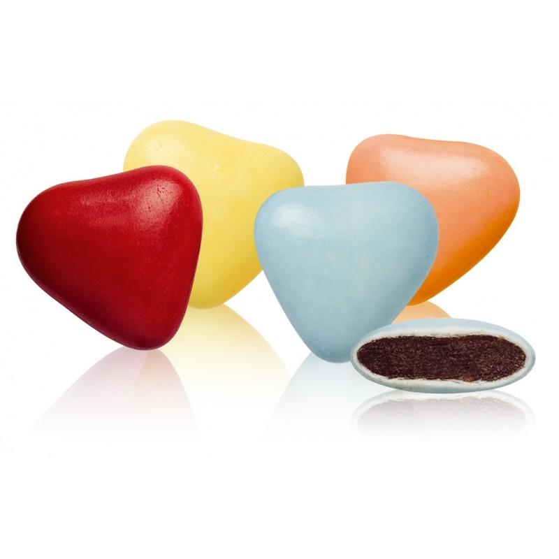 Mini Coeurs Chocolat x 250 Gr Pécou