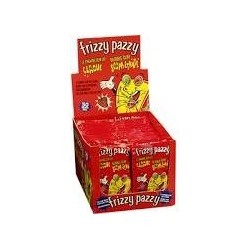 Frizzy Pazzy x 50 P Fraise