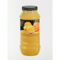 Purée de Fruits Ananas Bocal x 1 L