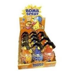 Bomb Spray x 12 pièces