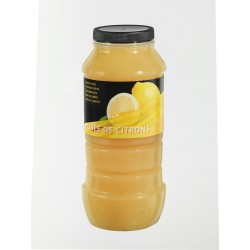 Purée de Fruits Citron Bocal x 1 L