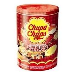 Chupa Chups Cola Assortis Tubo x 150 P